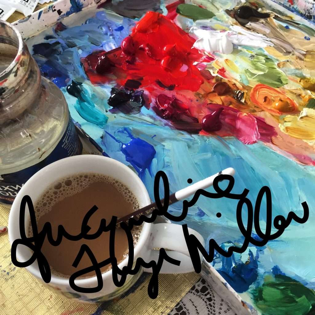 Jaqueline Faye Miller signature